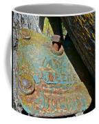 Old Name Plate Coffee Mug