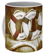 Old Nautical Art Coffee Mug