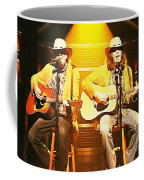 Old Neil And Young Neil Together Coffee Mug