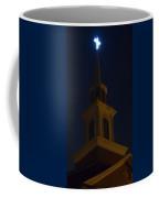 Old Neon Cross 4 Coffee Mug