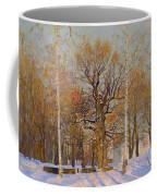 Old Oak-tree In Kolomenskoye Coffee Mug
