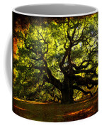 Old Old Angel Oak In Charleston Coffee Mug by Susanne Van Hulst