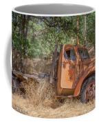 Old Orange Coffee Mug