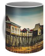 Old Orchard Beach Pier Coffee Mug