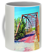 Old Ozark Trail Bridge Coffee Mug