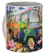 Old Paint Car Coffee Mug