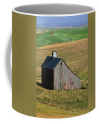 Old Palouse Barn Coffee Mug