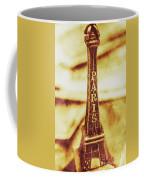 Old Paris Decor Coffee Mug