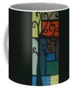Old Pattern Coffee Mug