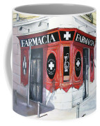 Old Pharmacy Coffee Mug