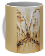 Old Philadelphia City Hall 1920 Coffee Mug
