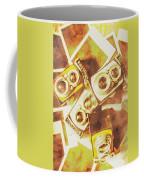 Old Photo Cameras Coffee Mug