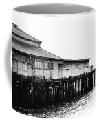 Old Pier Coffee Mug