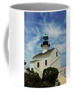Old Point Loma Lighthouse Coffee Mug