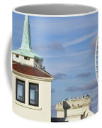 Old Portsmouth's Towers Coffee Mug