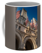 Old Post Office Washington D C Coffee Mug