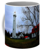 Old Presque Isle Lighthouse Coffee Mug