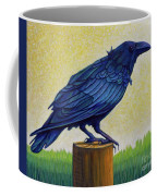 Old Priest In Passion Coffee Mug
