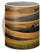 Old Ranch Buildings In Alberta Coffee Mug