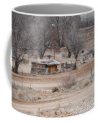 Old Ranch House Coffee Mug