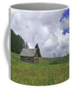 Old Ranchers Summer Cabin Redone Coffee Mug