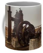 Old Rice Well Pump Coffee Mug
