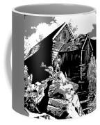 Old Rocky Mill Coffee Mug by Deleas Kilgore