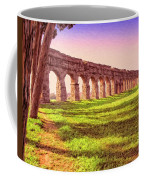 Old Roman Aqueduct Coffee Mug