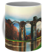 Old Roman Aqueduct Coffee Mug