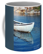 Old Row Boat Coffee Mug