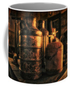 Old Rustic Cans Coffee Mug