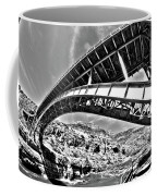 Old Salt River Bridge - Arizona Coffee Mug