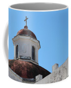 Old San Juan Puerto Rico Downtown Church Coffee Mug