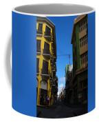 Old San Juan Puerto Rico Downtown On The Corner Coffee Mug