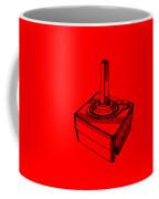 Old School Atari Video Game Controller T-shirt Coffee Mug
