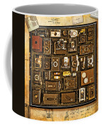 'old School' Cameras Coffee Mug