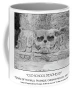 Old School Dead Head Coffee Mug