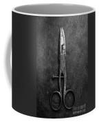 Old Scissors Coffee Mug