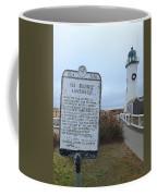 Old Scituate Lighthouse Coffee Mug