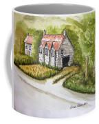 Old Scottish Stone Barn Coffee Mug