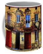 Old Semidetached Houses Coffee Mug