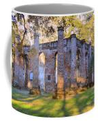 Old Sheldon Church Ruins Coffee Mug