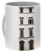 Old Shutters Coffee Mug