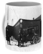 Old Ski Truck Coffee Mug