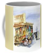 Old Souk Kuwait City Coffee Mug