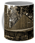 Old Spanish Sugar Mill Sepia Coffee Mug