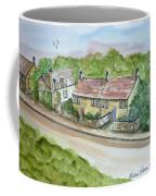 Old Stone Buildings Coffee Mug