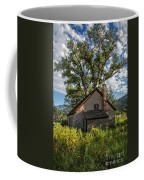 Old Stone Ranch Structure Coffee Mug