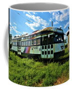 Old Street Car In Upstate New York Coffee Mug