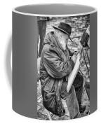 Old Street Painter Coffee Mug